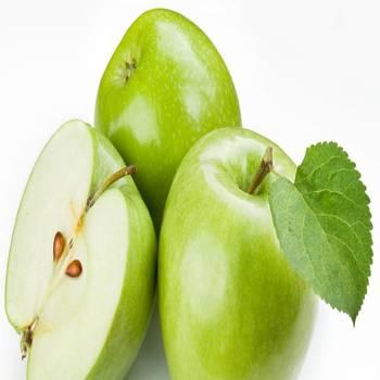 Manzana verde unidad