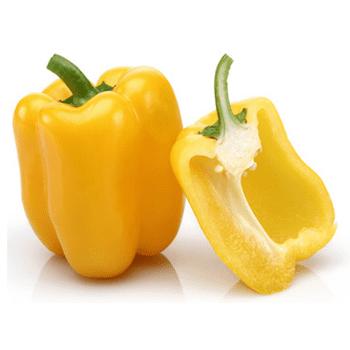 Pimentón amarillo libra