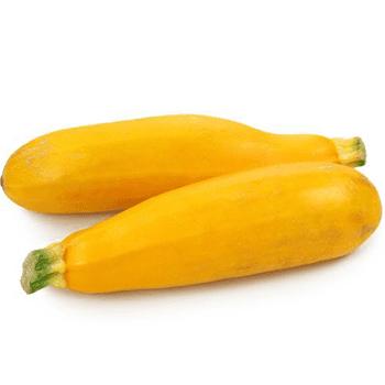 Calabacín amarillo unidad