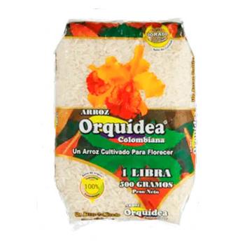 Arroz Orquidea libra