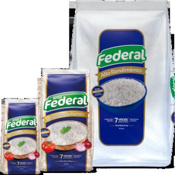 Arroz Federal granel