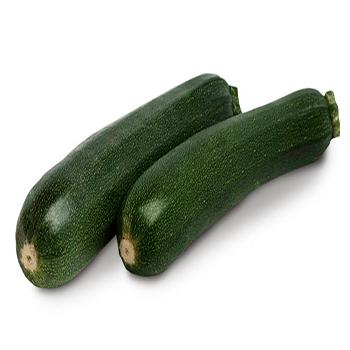 Calabacín verde unidad