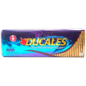 Galletas ducales x 3 tacos