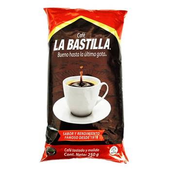 Café la bastilla x 250g