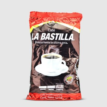 Café la bastilla x 500g