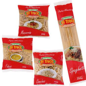 Pasta El trece x 250gr